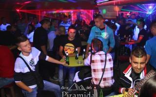 Meduška party, Disco club Piramida Busnovi, 03.11.2013.