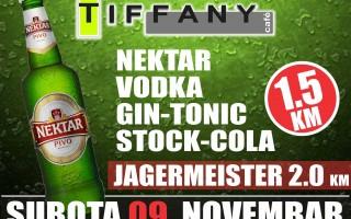 09.11.2013. – Caffe Tiffany Prijedor: Promo party
