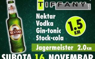 16.11.2013. – Caffe Tiffany Prijedor: Promo party