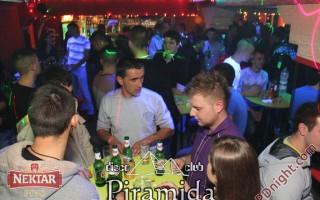 Vodka party, Disco club Piramida Busnovi, 22.12.2013.