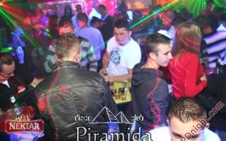 Meduška party, Disco club Piramida Busnovi, 01.12.2013.