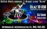 31.12.2013. – Klub night club: Doček Nove 2014. godine