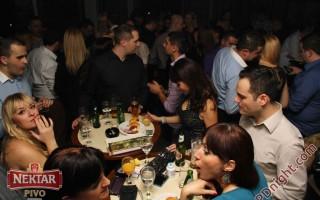 Doček Nove godine 2014, Caffe club Marina Prijedor
