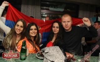 Badnje veče, Caffe bar Monza Prijedor, 06.01.2014.