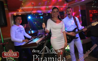 Doček Pravoslavne Nove godine 2014, Disco club Piramida Busnovi, 13.01.2014.