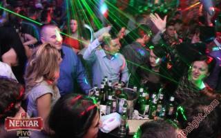 Doček Nove godine 2014, Club Babylon Prijedor