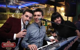 Vizantijsko Plavo, Caffe Tiffany Prijedor, 03.01.2014.