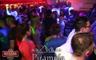 Badnje veče, Disco club Piramida Busnovi, 06.01.2014.