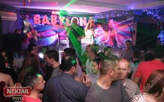 Repriza Nove godine 2014, Club Babylon Prijedor, 01.01.2014.