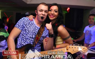 Exclusive band, Disco club Piramida Busnovi, 27.04.2014.