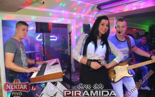 Promo vikend, Disco club Piramida Busnovi, 13.04.2014.