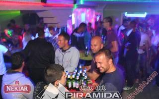 Promo party, Disco club Piramida Busnovi, 06.04.2014.