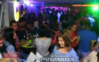 Vaskršnji party, Disco club Piramida Busnovi, 20.04.2014.