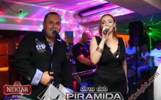 Jet Set band @ Disco club Piramida Busnovi, 22.06.2014.