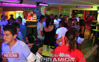 Promo party, Disco club Piramida Busnovi, 29.06.2014.