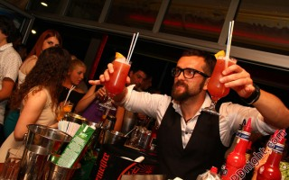 Cocktail party, Caffe bar Carpe diem, 07.06.2014.