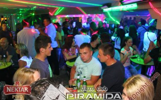 Meduška party, Disco club Piramida Busnovi, 08.06.2014.