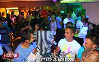 Jägermeister party, Disco club Piramida Busnovi, 27.07.2014.