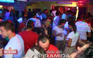 Promo vikend @ Disco club Piramida Busnovi, 20.07.2014.