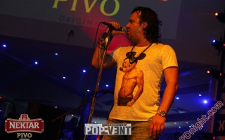 PopEvent & Aca Lukas, Night club Ex-Yu Prijedor, 30.07.2014.