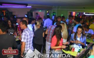 Epruveta party, Disco club Piramida Busnovi, 13.07.2014.