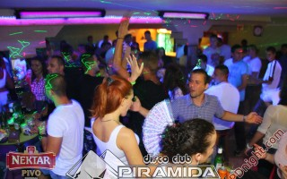 Promo vikend @ Disco club Piramida Busnovi, 10.08.2014.