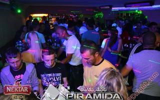 Nedelja @ Disco club Piramida Busnovi, 24.08.2014.