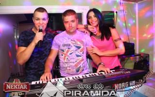 Disco club Piramida Busnovi, 31.08.2014.
