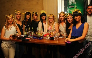 Tuborg party, Caffe bar Carpe diem, 06.09.2014.