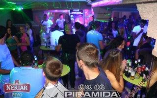 Promo vikend @ Disco club Piramida Busnovi, 21.09.2014.