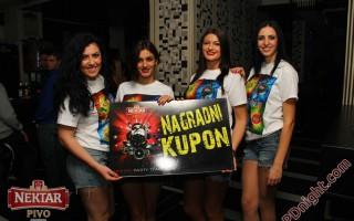 Nektar party team, Night club Black & White Prijedor, 24.10.2014.