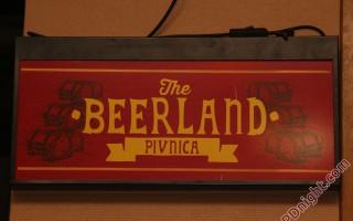 The Beerland pivnica Prijedor, 08.10.2014.