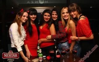 Nektar party, Caffe bar Monza Prijedor, 11.10.2014.
