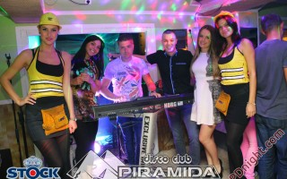 Stock party, Disco club Piramida Busnovi, 12.10.2014.