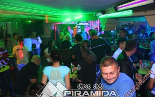 Keglevich party, Disco club Piramida Busnovi, 02.11.2014.