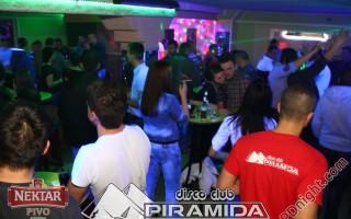 Meduška party, Disco club Piramida Busnovi, 30.11.2014.