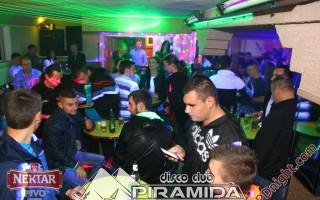 Veče vina uz Povardarie, Disco club Piramida Busnovi, 07.12.2014.