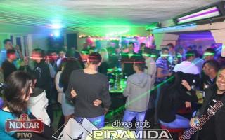 Badnje veče, Disco club Piramida Busnovi, 06.01.2015.