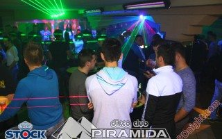 Stock party, Disco club Piramida Busnovi, 18.01.2015.