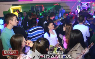 Rođedanski party, Disco club Piramida Busnovi, 08.02.2015.