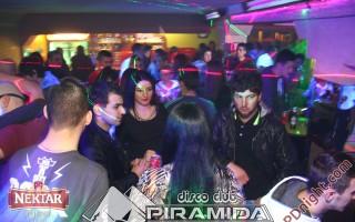 Dan žena, Disco club Piramida Busnovi, 08.03.2015.