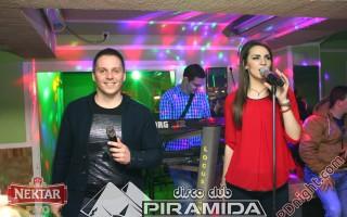 Locus band, Disco club Piramida Busnovi, 01.03.2015.