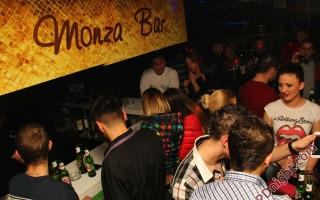 Promo party, Caffe bar Monza Prijedor, 04.03.2015.