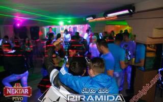 Nektar party, Disco club Piramida Busnovi, 19.04.2015.