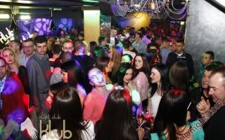 CO2 party, Night club Klub Prijedor, 11.04.2015.