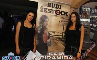 Stock party, Disco club Piramida Busnovi, 24.05.2015.