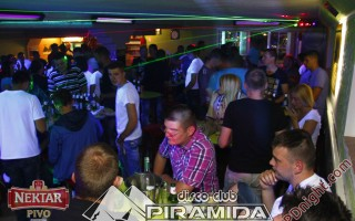 Extreme band Banja Luka, Disco club Piramida Busnovi, 10.05.2015.
