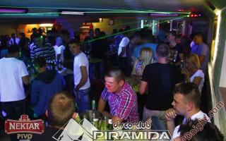 Extreme band Banja Luka, Disco club Piramida Busnovi, 10.05.2015.