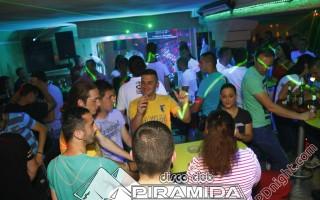 Zaječarsko party, Disco club Piramida Busnovi, 31.05.2015.