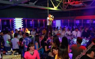 Baki B3, Night Club Hollywood Prijedor, 06.06.2015.